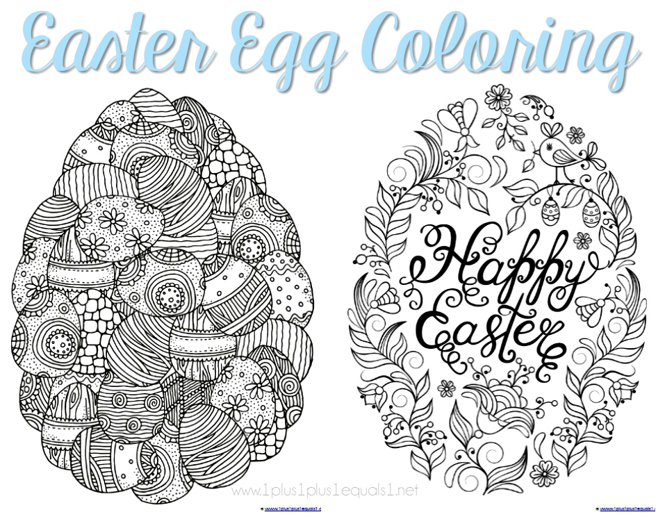 easter alphabet coloring pages - photo#23